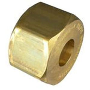 CGA 1540 BRASS UNION NUT